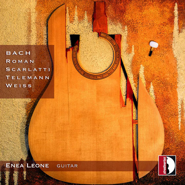 Enea Leone, Baroque music for guitar